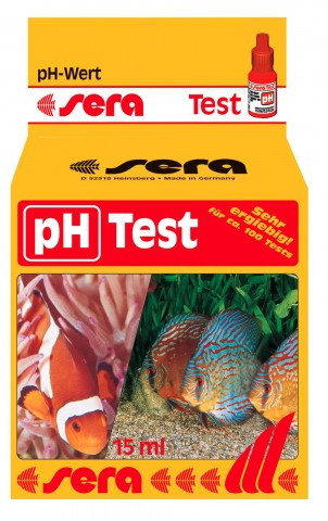 pH - Test 15 ml 1